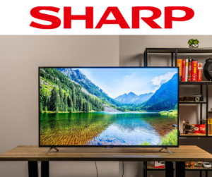 Работник на завод телевизоров Sharp Electronics